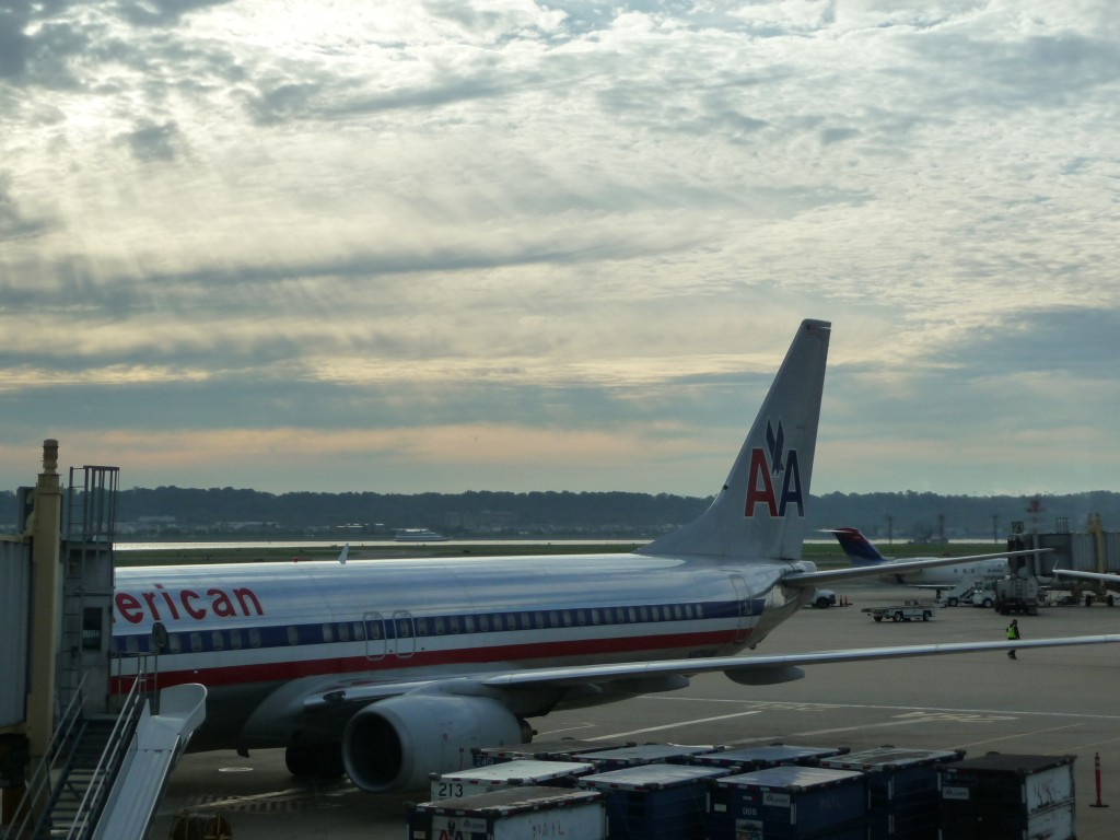 american airline ticket reservation